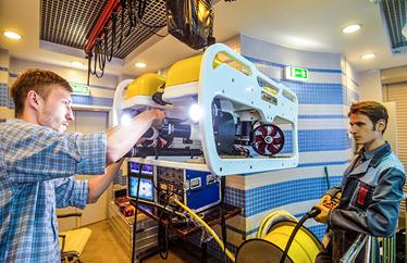 Как создавался подводный робот для флота