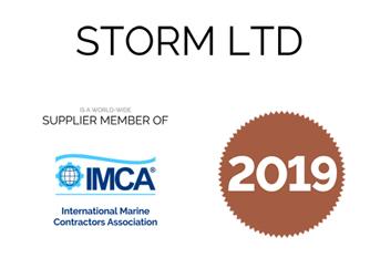 IMCA подтвердила продление членства СТОРМ в организации в 2019 году