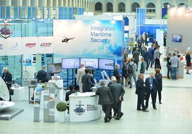 СТОРМ принял участие в Международном форуме «Морская индустрия России»