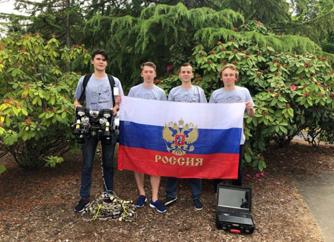 Российские команды заняли призовые места в мировом соревновании по робототехнике